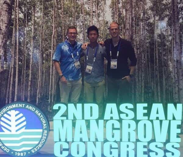 The Mangrove Lab at the 2nd ASEAN Mangrove Congress in The Philippines!